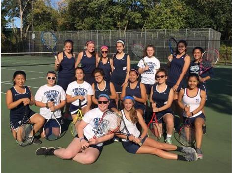 Tennis Team 2017