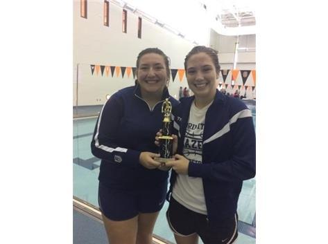 Senior Swimmers!