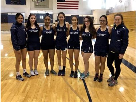 Picture day for the T&F Seniors!