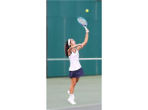Tennis - Katie Pancotto