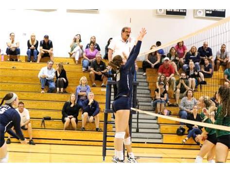 Senior, Haley Gohmann
