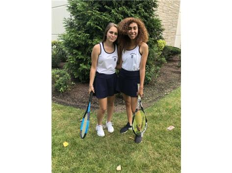 Tennis Picture Day 2018