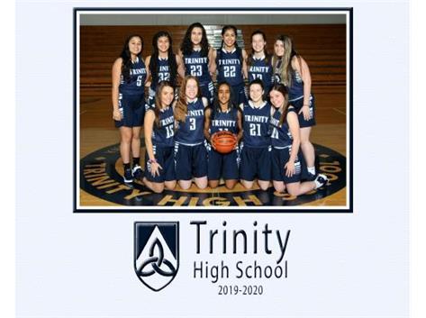 JV Basketball Team 2019-2020