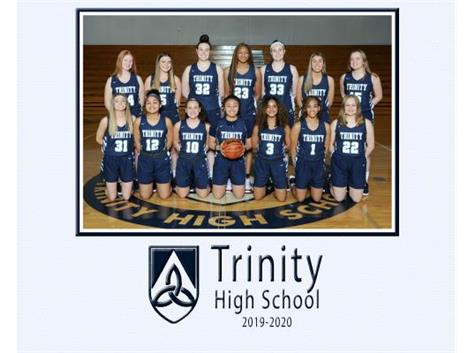 Varsity Basketball Team 2019-2020