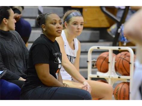 Coach Kim & Claire Hanley