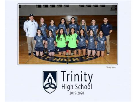 Varsity Soccer Team 2020