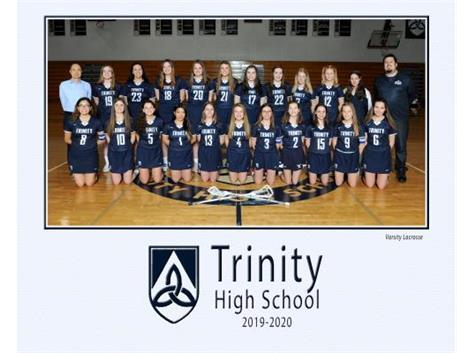Varsity Lacrosse Team 2020