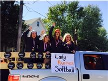 Homecoming Parade 2015