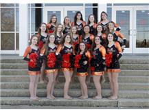 2015-2016 Pantherettes Coach:  Lauren Metz