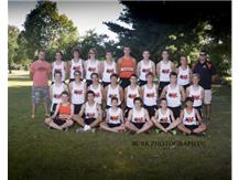 2015-2016 Boys Cross-Country