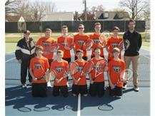 Fr/So Boys Tennis Team Coach Dan Ballard