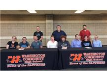 College Signing