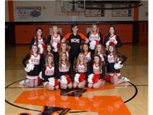 2018 V. BKB Cheerleaders
