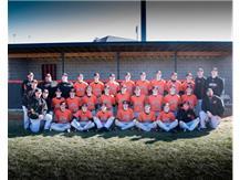 2018 Varsity Baseball - Head Coach Kyle Wisher