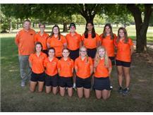 2018 Girls Golf Coach Matt Reiser