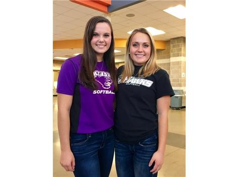 College Signing Day!