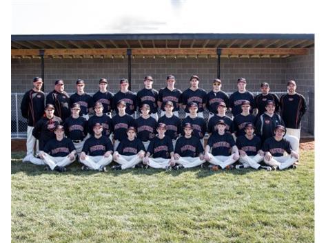 2016-2017 Varsity Baseball Team Head Coach: Kyle Wisher