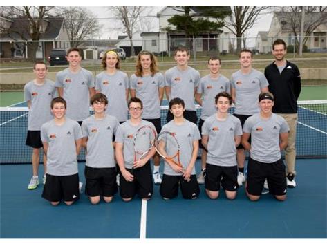 2016-2017 Boys Varsity Team Coach: Dan Ballard