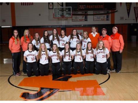 2016-2017 Varsity Softball Team Coach: Stephanie Lawson
