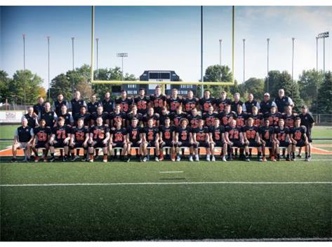 2017 Varsity Football Team Head Coach Darrell Crouch