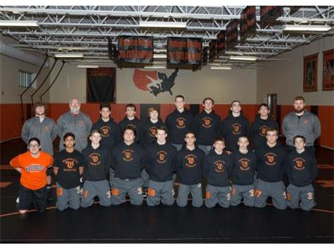 2018 Varsity Wrestling Head Coach: Nick Miller