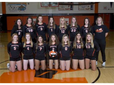 2019 So. Volleyball Team