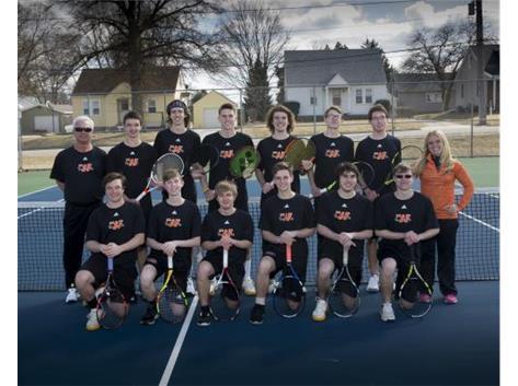 2018-2019 V Boys Tennis