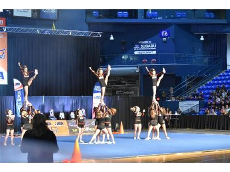 2018-2019 Competitive Cheer at State