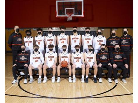2020-2021 Varsity Basketball Team Head Coach Schermerhorn