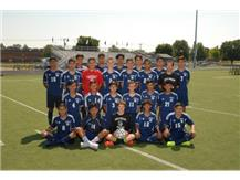 2017 Boys JVI Soccer