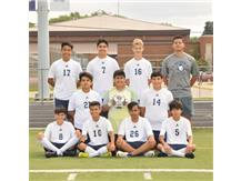 2018 Freshmen A Boys Soccer