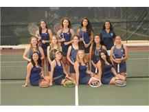 2018 Varsity Girls Tennis