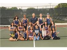 2018 JV Girls Tennis