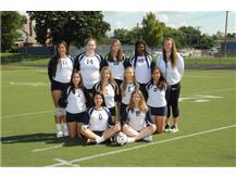 Girls Sophomore Volleyball 2019