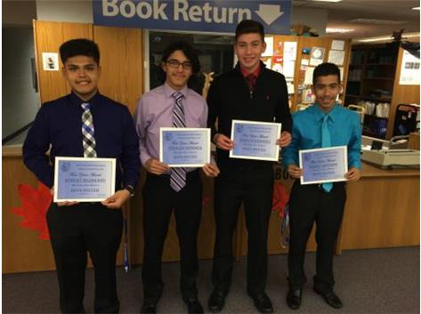 2014 4-Year Awards: