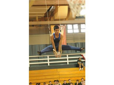 2015 Gymnast Jacob Kurian