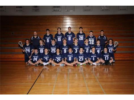 2015 Varsity Lacrosse