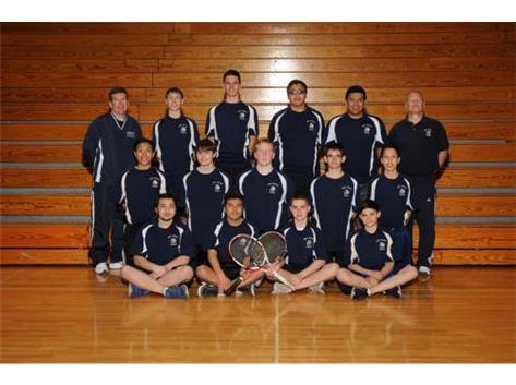 2015 Boys JV Tennis
