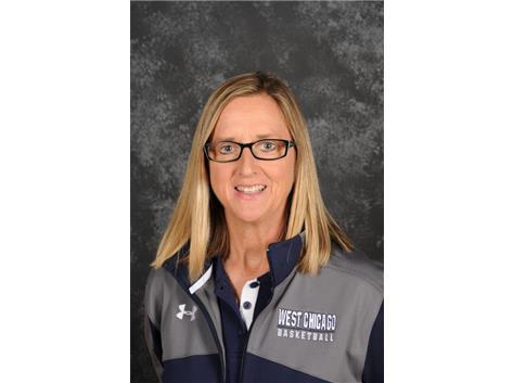 Varsity GBKB Coach Kim Wallner