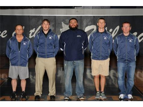 Varsity Wrestling Coaches