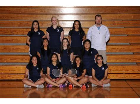 2016 Varsity Badminton
