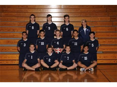 2016 Varsity Volleyball