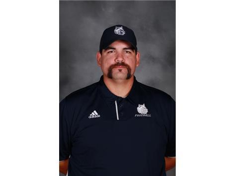 Football Coach Steve Brown