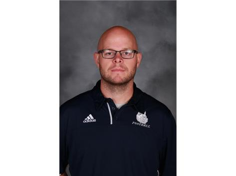 Football Coach Tyler Belding