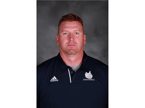 Football Coach Vince Walker