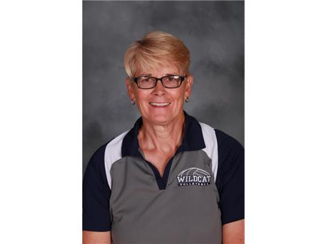 Head Girls Volleyball Coach Krist Hasty