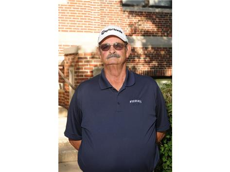 Mike Cain, Head Girls Golf Coach