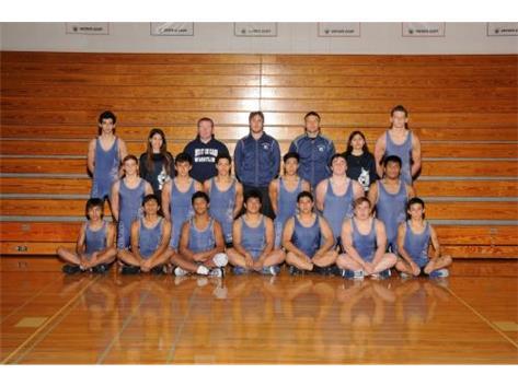 16-17 Varsity Wrestling Team