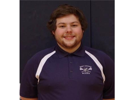 2017 Assistant Varsity/JV Coach - Zach Riban
