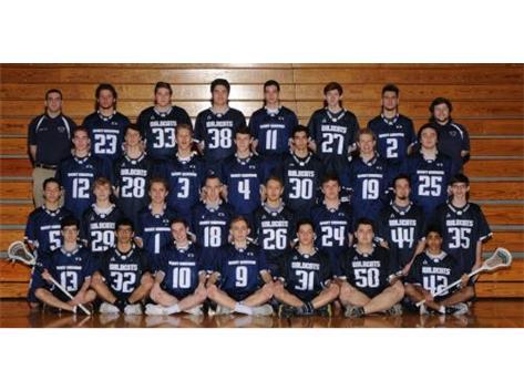 2017 Lacrosse Team